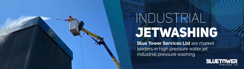 Industrial Jetwashing Banner