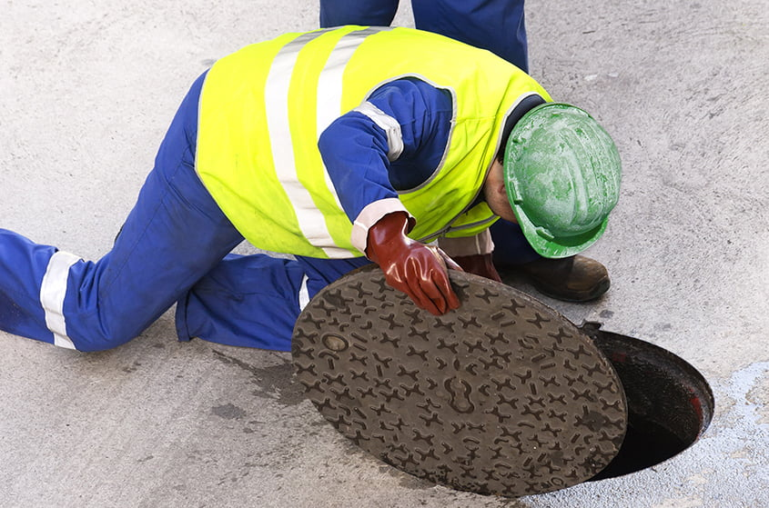 drain maintenance cleaning service