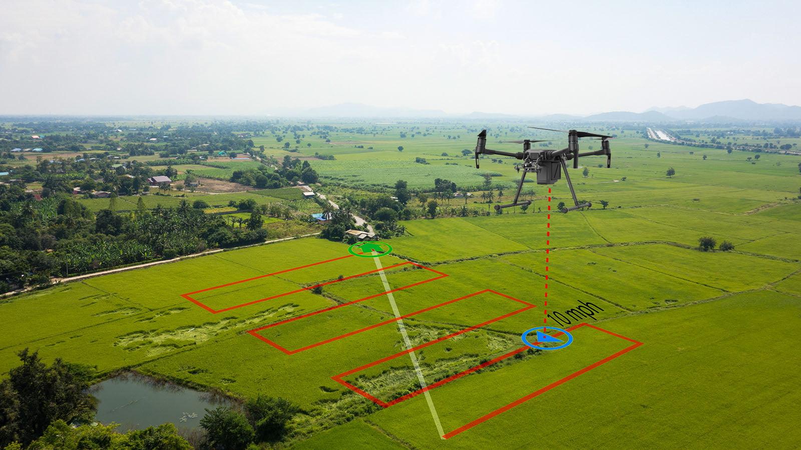 drone topographical surveys