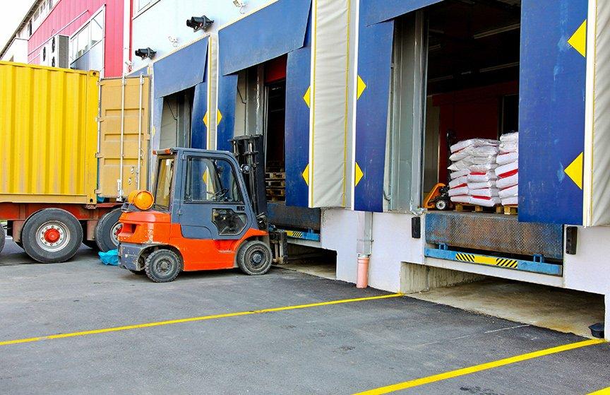 labour service forklift driver hire
