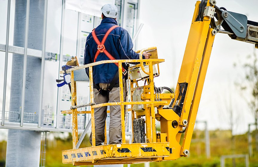 labour service access platform and operator hire