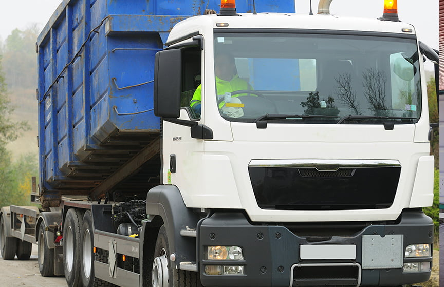 roll on roll off roro skip hire