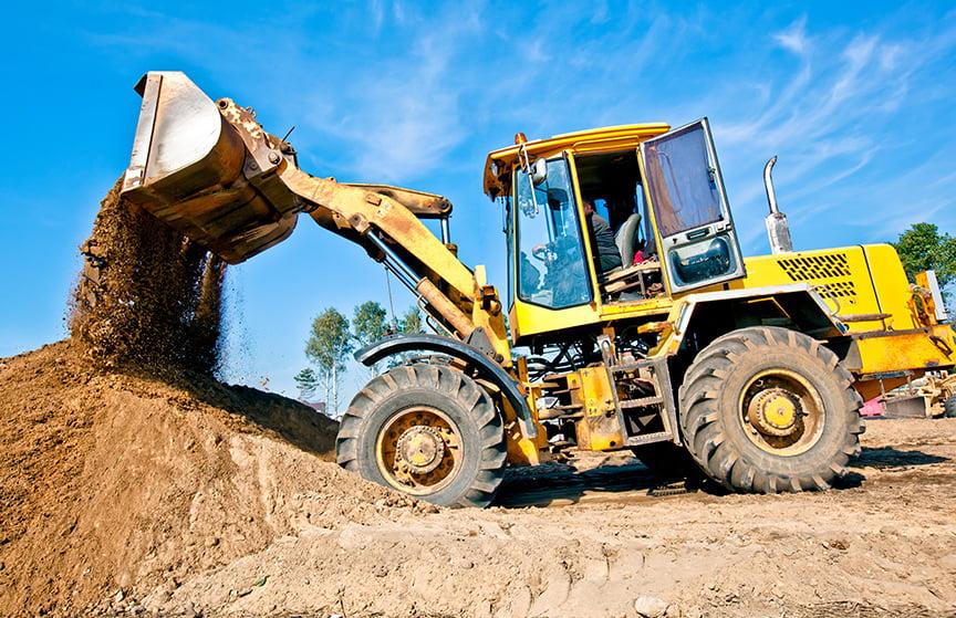 shovel loader driver hire